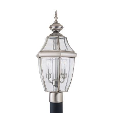 Sea Gull Lighting 8229-965 Lancaster - Two Light Post Lantern