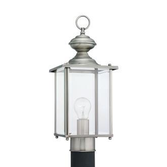 Sea Gull Lighting 8257-965 Jamestowne - One Light Outdoor Post Lantern