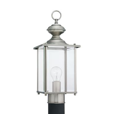 Sea Gull Lighting 8257-965 Jamestowne - One Light Outdoor Post Lantern