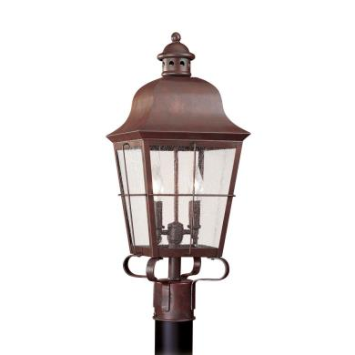 Sea Gull Lighting 8262-44 Two Light Outdoor Post Fixture