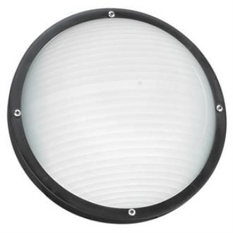 Sea Gull Lighting 83057-12 Bayside - One Light Outdoor Bulk Head