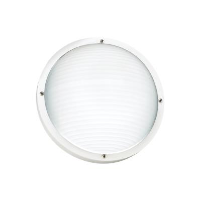 Sea Gull Lighting 83057-15 Bayside - One Light Outdoor Bulk Head