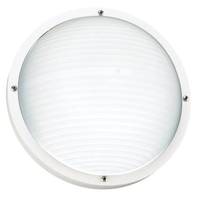Sea Gull Lighting 83057BLE-15 Bayside - One Light Outdoor Bulk Head
