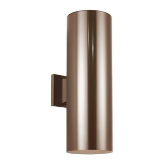 Sea Gull Lighting 8341-10 Two Light Outdoor Wall Fixture