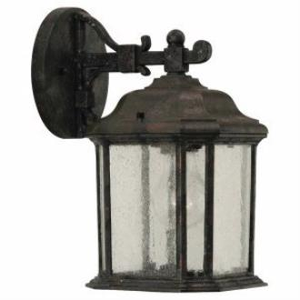 Sea Gull Lighting 84029-746 Single-light Outdoor Wall Lantern