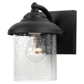 Sea Gull Lighting 84068-12 Lambert Hill - One Light Outdoor Wall Mount