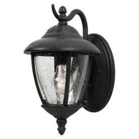 Sea Gull Lighting 84069-746 Lambert Hill - One Light Outdoor Wall Mount