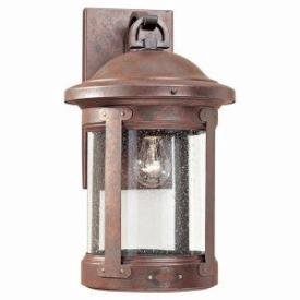Sea Gull Lighting 8441-44 One Light Outdoor Wall Fixture