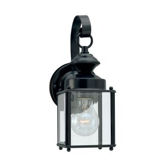 Sea Gull Lighting 8456-12 One Light Outdoor Wall Fixture
