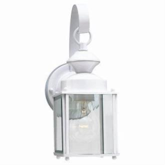 Sea Gull Lighting 8456-15 One Light Outdoor Wall Fixture