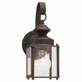 Sea Gull Lighting 8456-71 One Light Outdoor Wall Fixture