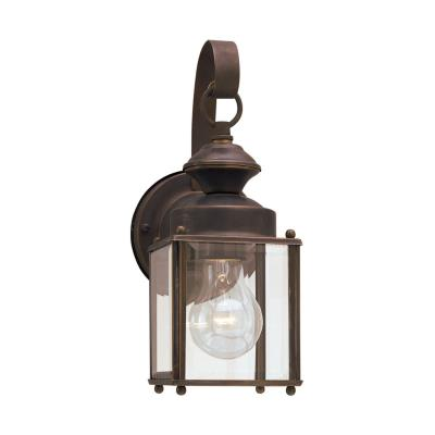 Sea Gull Lighting 8456-71 One Light Outdoor Wall Fixture