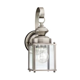 Sea Gull Lighting 8456-965 Jamestowne - One Light Outdoor Wall Lantern
