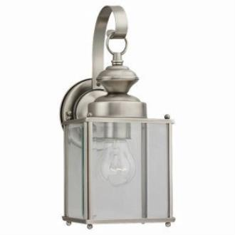 Sea Gull Lighting 8457-965 Jamestowne - One Light Outdoor Wall Lantern