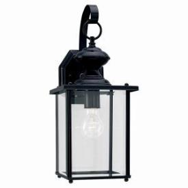 Sea Gull Lighting 8458-12 One Light Outdoor Wall Fixture