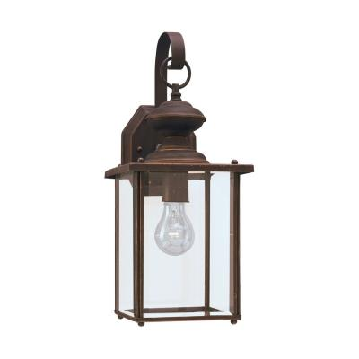 Sea Gull Lighting 8458-71 One Light Outdoor Wall Fixture