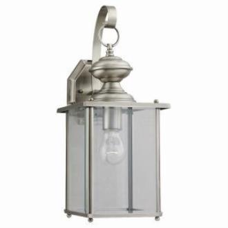 Sea Gull Lighting 8458-965 Jamestowne - One Light Outdoor Wall Lantern