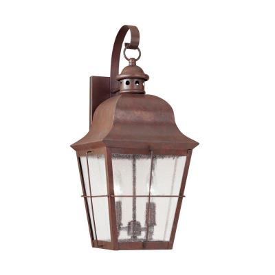 Sea Gull Lighting 8463-44 Two Light Outdoor