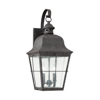 Sea Gull Lighting 8463-46 Two Light Outdoor Lantern