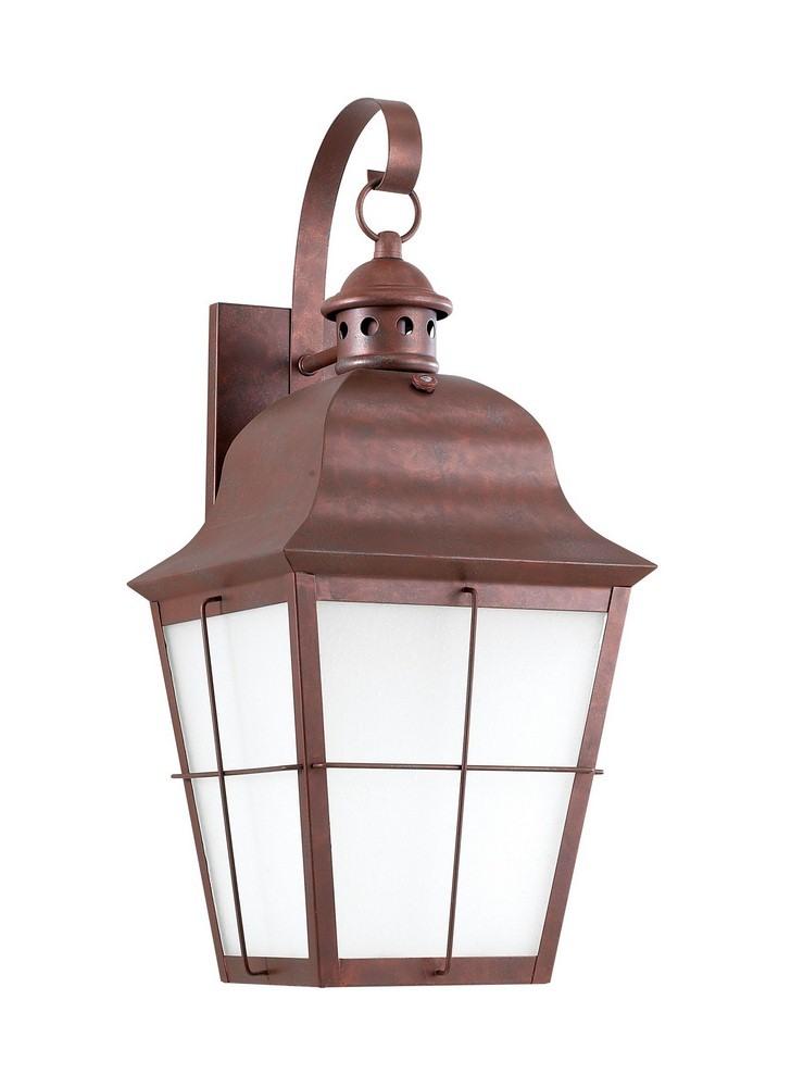 Sea Gull Lighting 8463d 44 Dark Sky Outdoor Wall Lantern