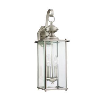 Sea Gull Lighting 8468-965 Jamestowne - Two Light Outdoor Wall Lantern