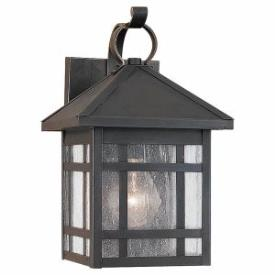 Sea Gull Lighting 85008-71 Single-light Largo Wall Lantern