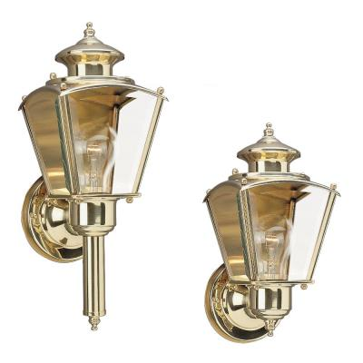 Sea Gull Lighting 8503-02 One Light Outdoor Wall Fixture