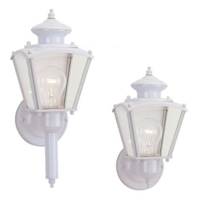 Sea Gull Lighting 8503-15 Single-Light Classic Wall Lantern