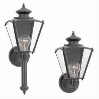 Sea Gull Lighting 8504-12 Single-light Outdoor Wall Lantern