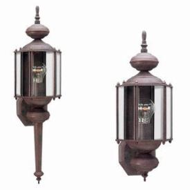 Sea Gull Lighting 8510-26 One Light Outdoor Wall Fixture