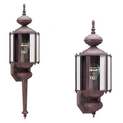 Sea Gull Lighting 8510-26 One Light Outdoor Wall Fixture