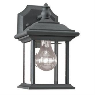 Sea Gull Lighting 85200-12 Wynfield - One Light Outdoor Wall Mount