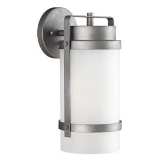 Sea Gull Lighting 8522401BLE-57 Bucktown - One Light Outdoor Wall Lantern