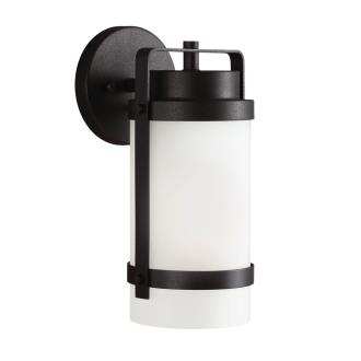 Sea Gull Lighting 8522401BLE-12 Bucktown - One Light Outdoor Wall Lantern