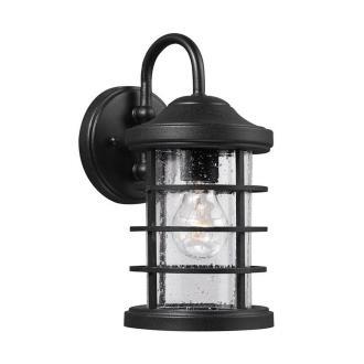 Sea Gull Lighting 8524401BLE-12 Sauganash - One Light Outdoor Wall Mount