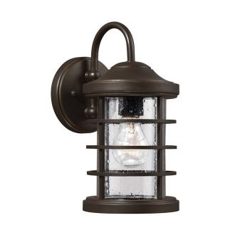 Sea Gull Lighting 8524401BLE-71 Sauganash - One Light Outdoor Wall Mount