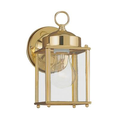 Sea Gull Lighting 8592-02 One Light Outdoor