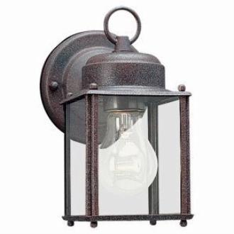 Sea Gull Lighting 8592-26 One Light Outdoor
