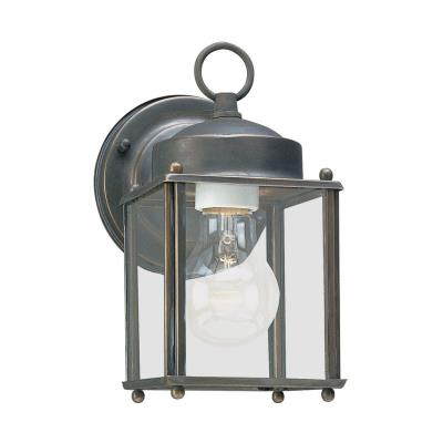 Sea Gull Lighting 8592-71 One Light Outdoor