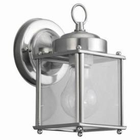 Sea Gull Lighting 8592-965 Newport - One Light Outdoor Wall Lantern