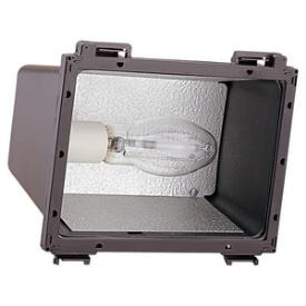 Sea Gull Lighting 86051B-10 Wall Packs - One Light Outdoor Flood