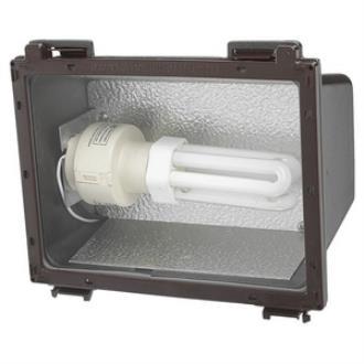Sea Gull Lighting 86060BL-10 Wall Packs - One Light Outdoor Flood