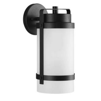 Sea Gull Lighting 8622401-12 Bucktown - One Light Outdoor Wall Lantern
