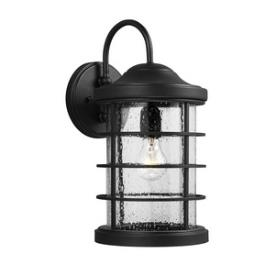 Sea Gull Lighting 8624401-12 Sauganash - One Light Outdoor Wall Mount