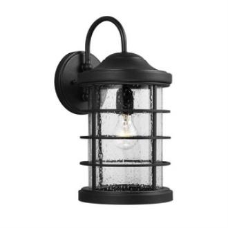 Sea Gull Lighting 8624401-12 Sauganash - One Light Outdoor Wall Mount
