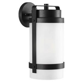 Sea Gull Lighting 8722401-12 Bucktown - One Light Outdoor Wall Lantern