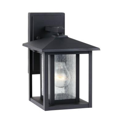 Sea Gull Lighting 88025HUN Hunnington - One Light Small Outdoor Wall Lantern