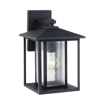 Sea Gull Lighting 88027BLEH Hunnington - One Light Large Outdoor Wall Lantern