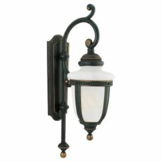 Sea Gull Lighting 88057-764 Portofino - Two Light Outdoor Wall Lantern