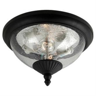 Sea Gull Lighting 88068-12 Lambert Hill - Two Light Outdoor Flush Mount